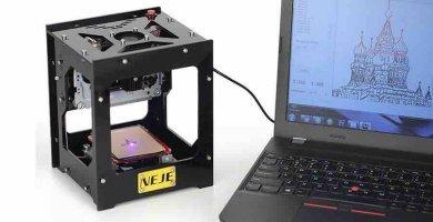 Maquina de grabado laser. grabadora laser portatil