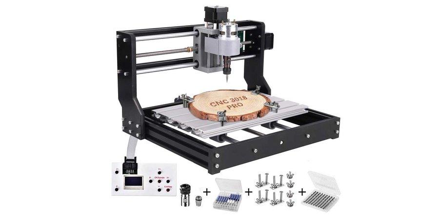Comprar grabadora láser madera TOPQSC en Amazon, como grabar metal de forma casera, grabador metal lidl, taladro bricolar lidl, grabador metal lidl